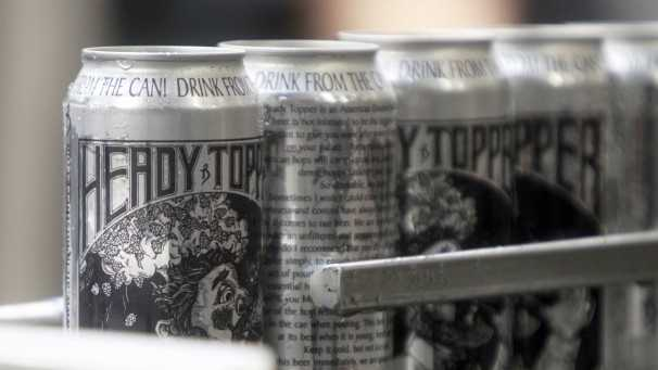 Heady Topper Beer 110613