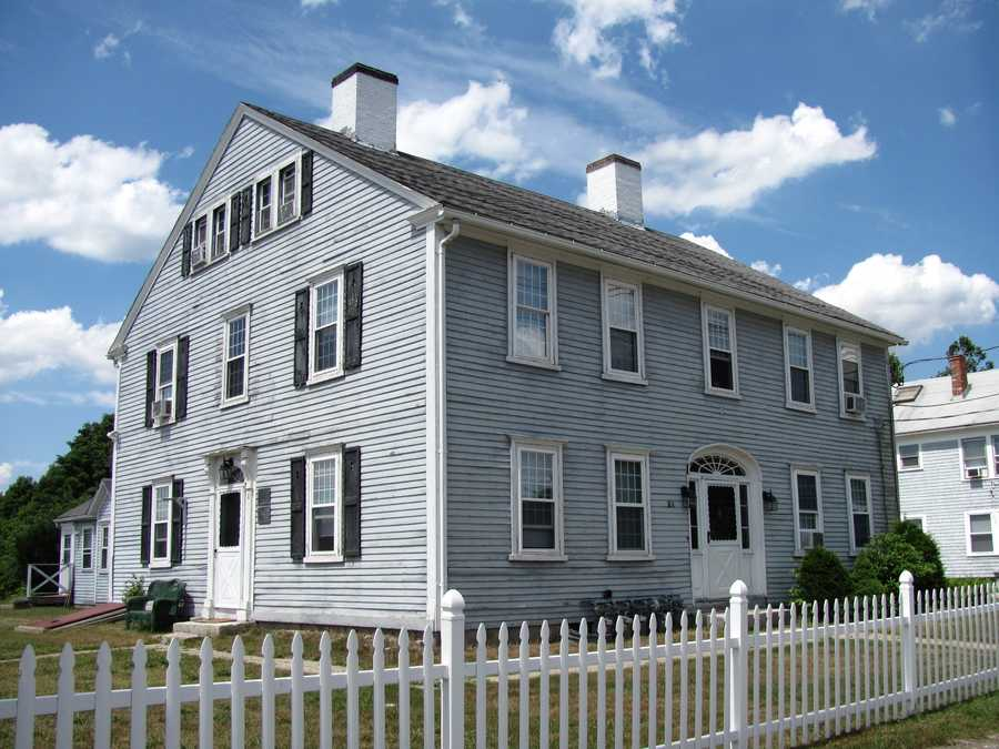 #39 Wrentham: Average home price for a 4-bedroom, 2-bath home is $459,229