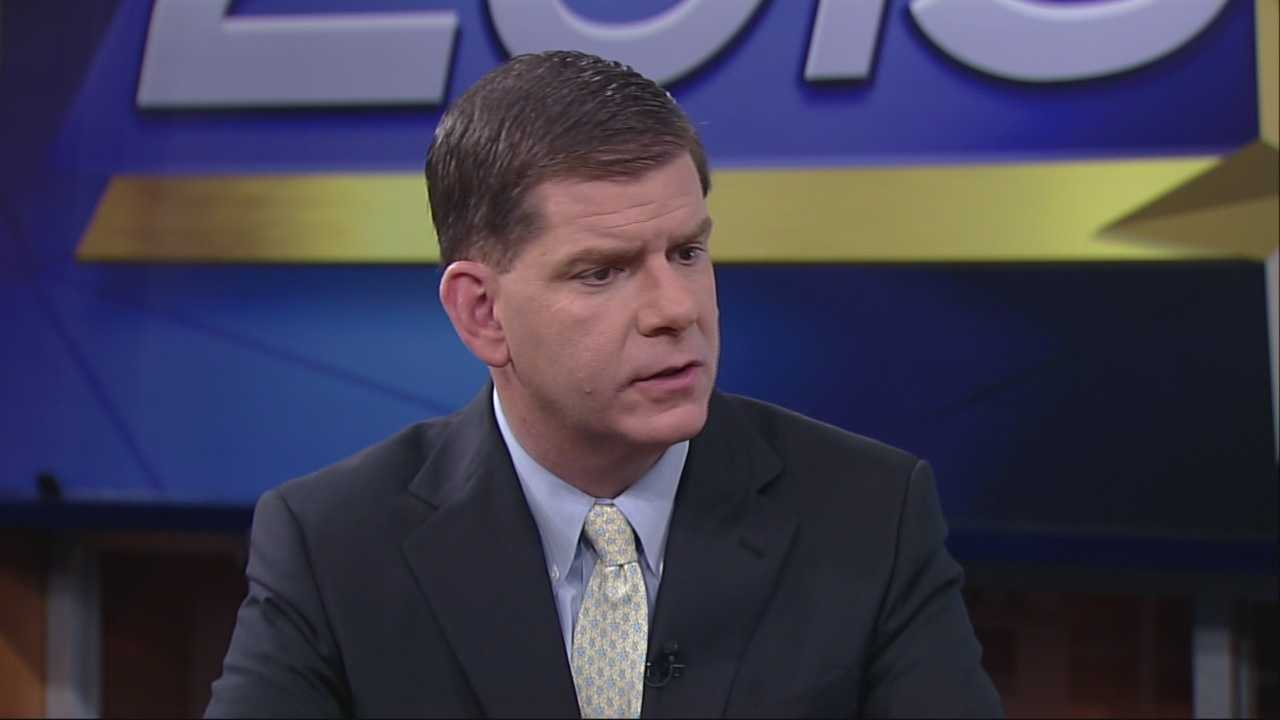 Marty Walsh OTR 11713