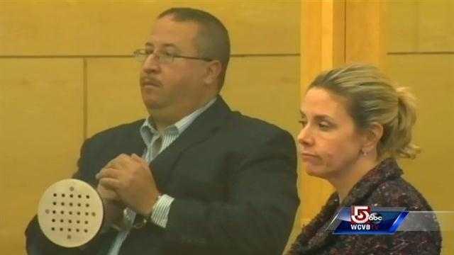 Michael Lustig Lawyer arrested 111313