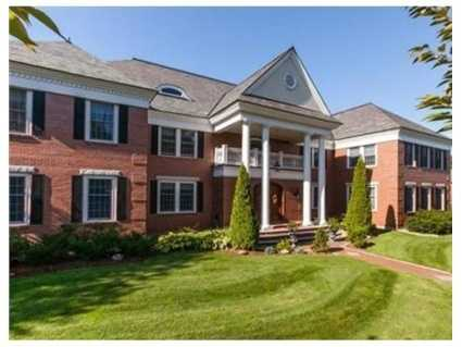 Exquisite brick residence in one of Westford's premier executive neighborhoods.