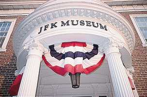 The JFK Hyannis Museum is displaying a special exhibit dedicated to the 50th anniversary of the assassination.