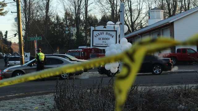 OTD December 14 - Sandy Hook shooting
