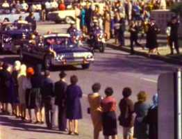 Frame 150 from the Zapruder film