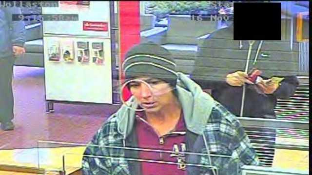 Quincy bank robber 111613