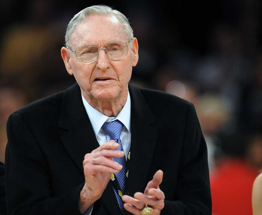 Bill Sharman effortlessly straddled both sides of the Celtics-Lakers rivalry, winning championships and making friends from Boston to Los Angeles during a unique basketball career. Sharman, the Hall of Famer won multiple titles both as a player for the Celtics and a coach for the Lakers.   (May 25, 1926 – October 25, 2013)