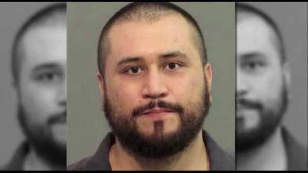 Zimmerman arrested 1119
