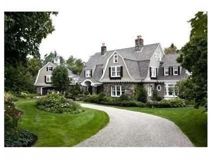 125 Rockwood St. is on the market in Brookline for $4.99 million.