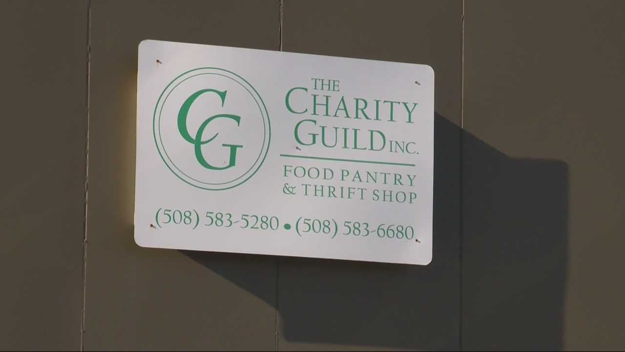 Charity Guild helping needy in Brockton area