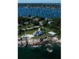 385 Ocean Ave, is on the market in Marblehead for $7.9 million.