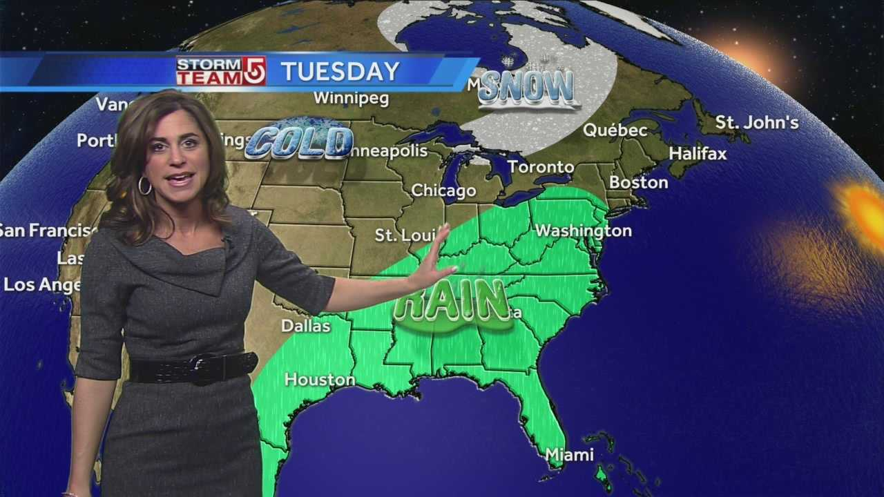 Cindy's Thanksgiving travel forecast