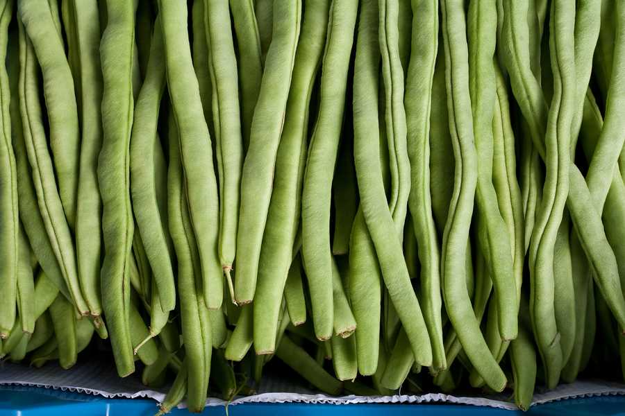 Choose one cup of steamed green beans and save 100 calories