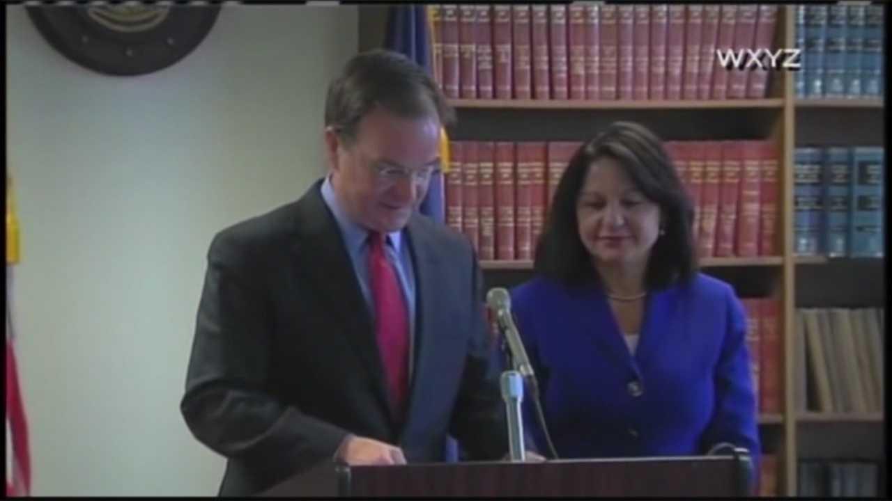 Michigan and Massachusetts prosecutors team up on meningitis case