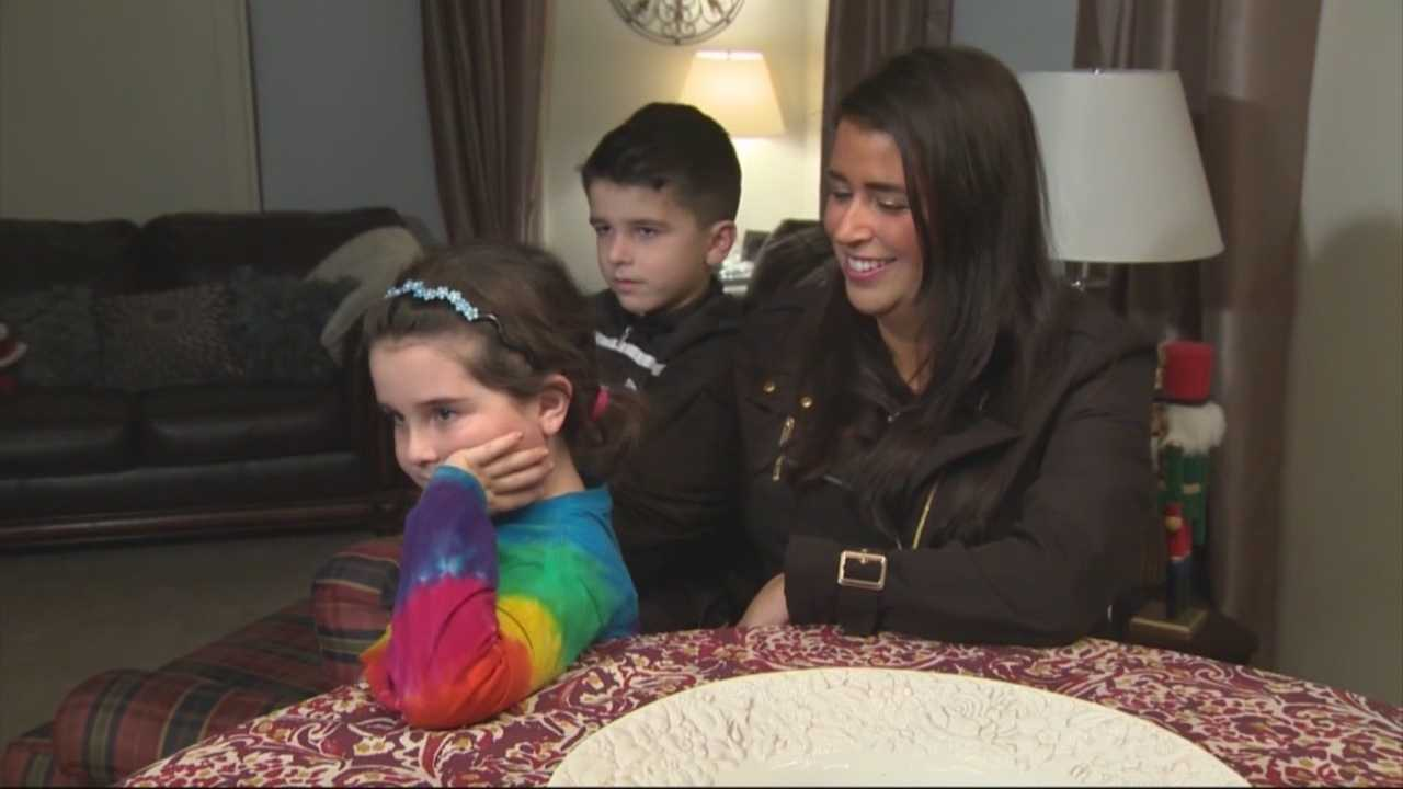 Mystery donor pays it forward for struggling mother