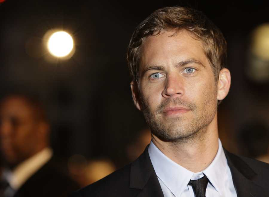 "Actor Paul Walker was the star of the ""Fast & Furious"" movie series and was working on the latest ""Fast & Furious"" movie at the time of his death. He also starred in the suspense drama, ""Hours."" (September 12, 1973 – November 30, 2013)"