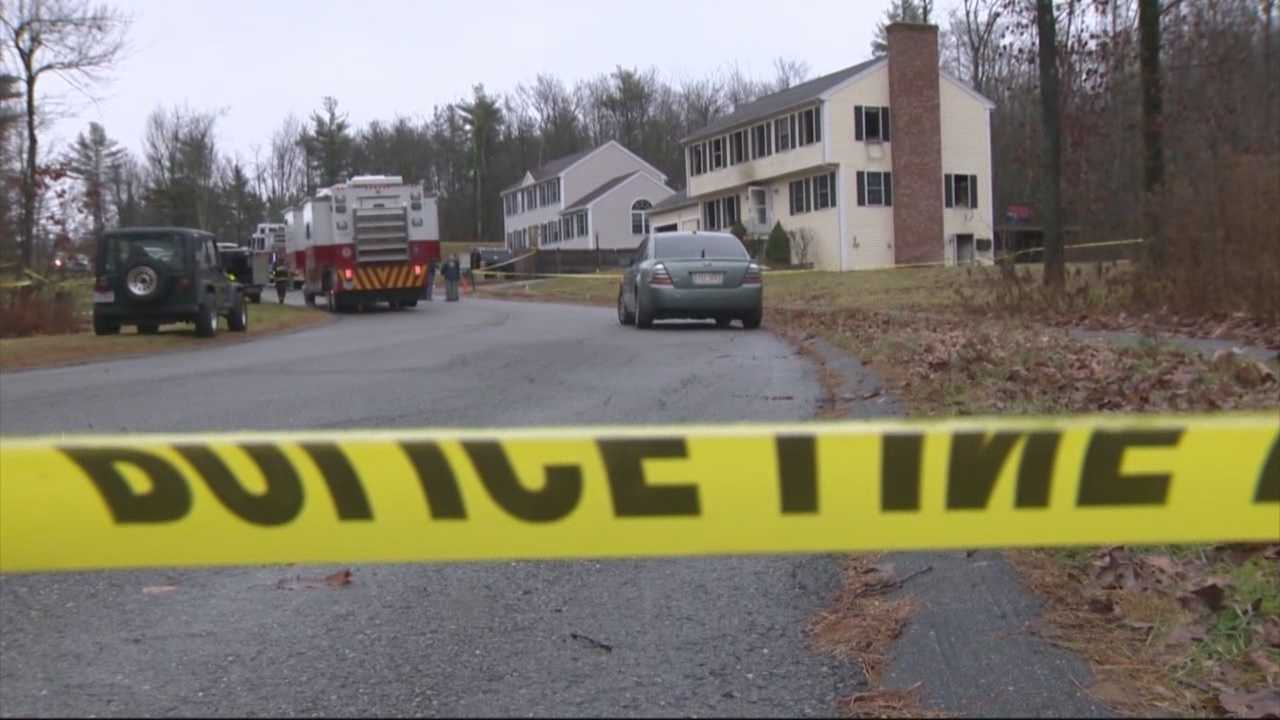 Woman found dead in burning home