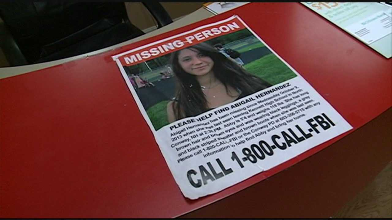 A North Conway girl missing since Oct. 9 wrote a letter to her mother weeks after she disappeared, law enforcement officials said Friday. The disclosure of the letter Friday morning led to new tips coming on about the case.