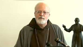 Boston Cardinal Sean O'Malley unexpectedly became a priest who was given strong consideration to be the next pontiff after Pope Benedict XVI announced his resignation.