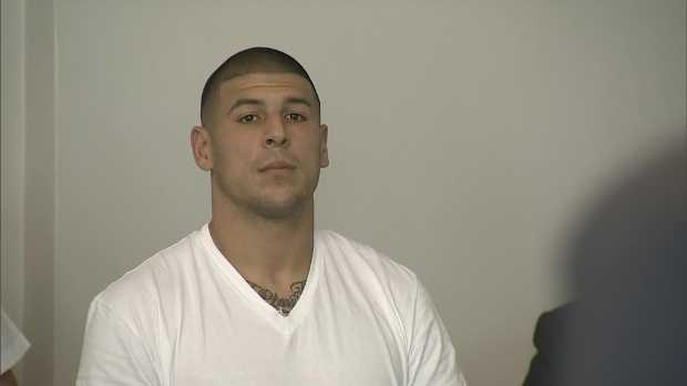 Aaron Hernandez was arrested and charged with first-degree murder on June 26, 2013, in connection with the death of Odin Lloyd.