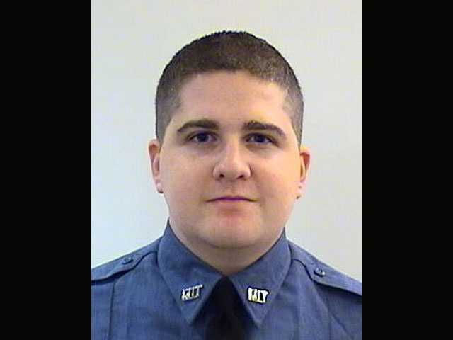 MIT Police officer Sean Collier was shot to death by the bombing suspects, police say.
