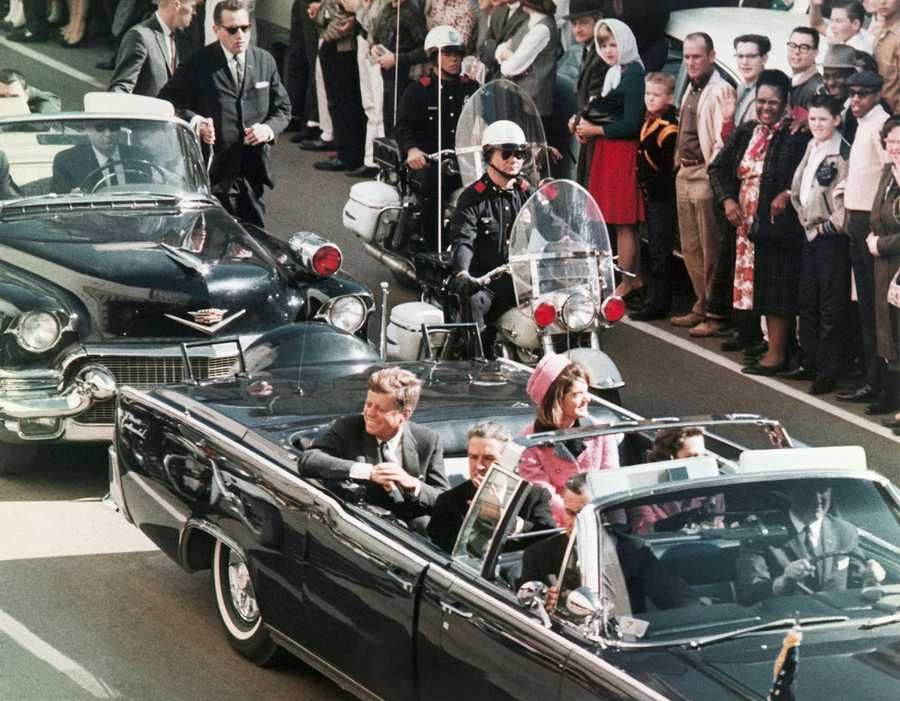 On Nov. 22, the national marked the 50th anniversary of the assassination of President John F. Kennedy.