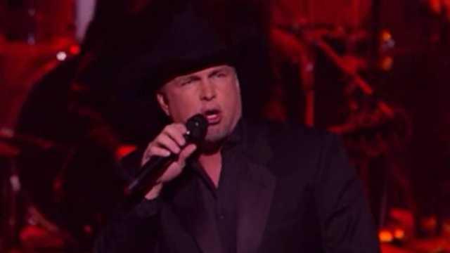 Garth Brooks tour