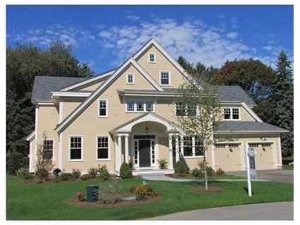 7 Keeler Farm is on the market in Lexington for $2 million.