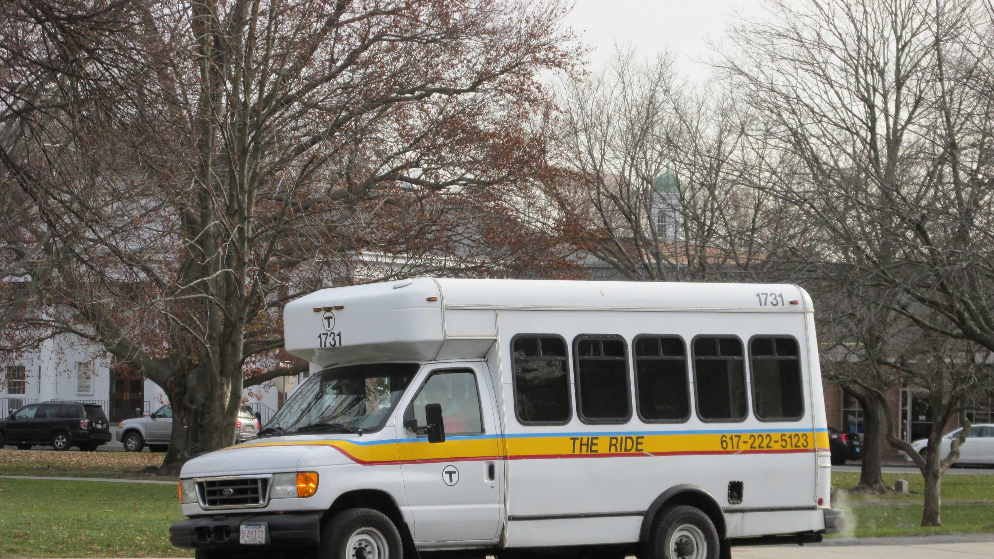 MBTA The Ride 121113