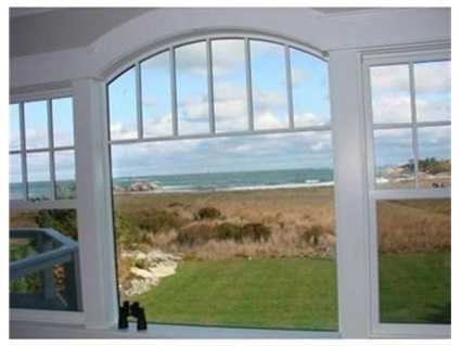 The home offers amazing views.