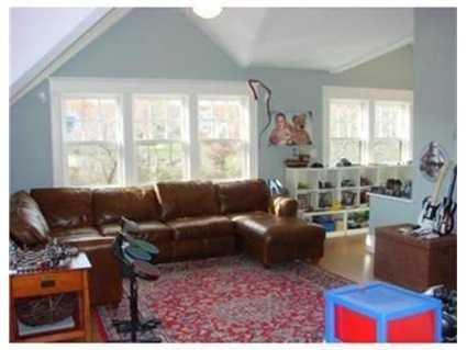 A playroom.