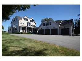 123 Atlantic Ave. is on the market in Cohasset for $4.6 million.