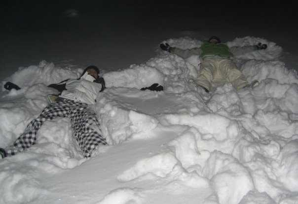 Snow Angels in Natick