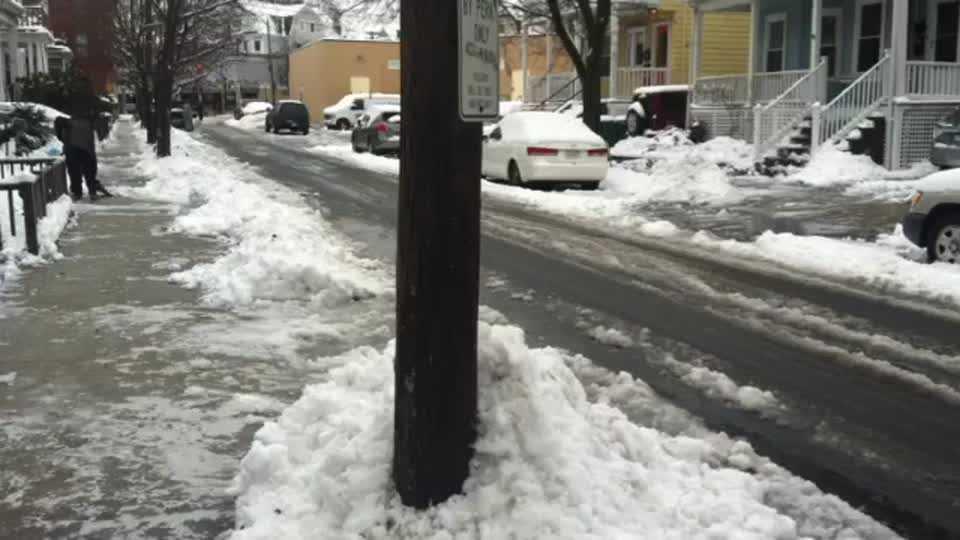 Medford Parking Ban