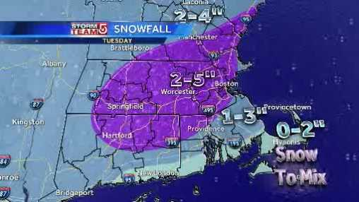 Monday 121613 am snow map