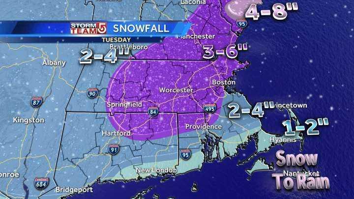 Monday 6pm 121613 SNOW