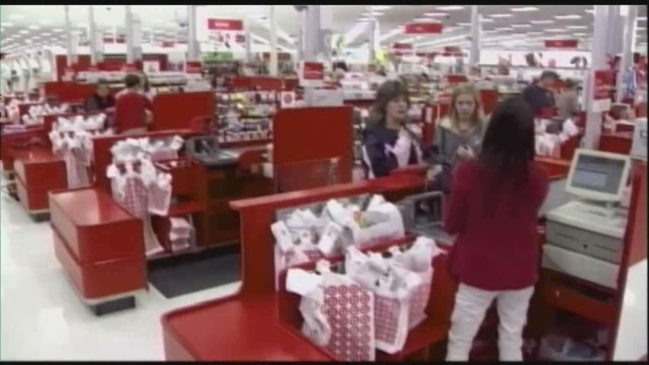 Woman loses money in Target breach