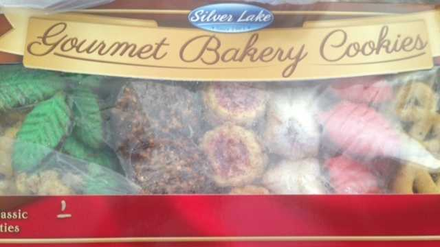 Silver Lake Cookie Company Gourmet Baked Cookies Costco 122013