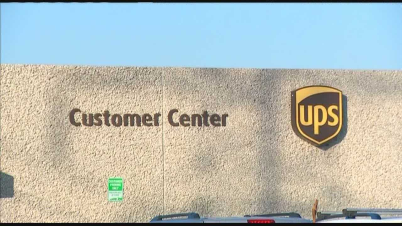 UPS admits the volume of Christmas packages exceeded its ability to deliver them.