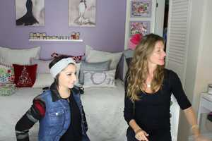Karina Xavier, 15, was diagnosed with cancer when she was 12, her mother Daniela Xavier said.