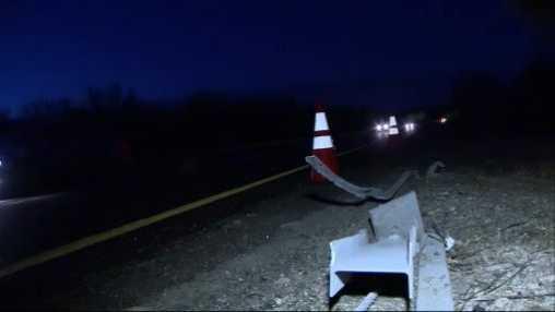 Norwood fatal crash 010114