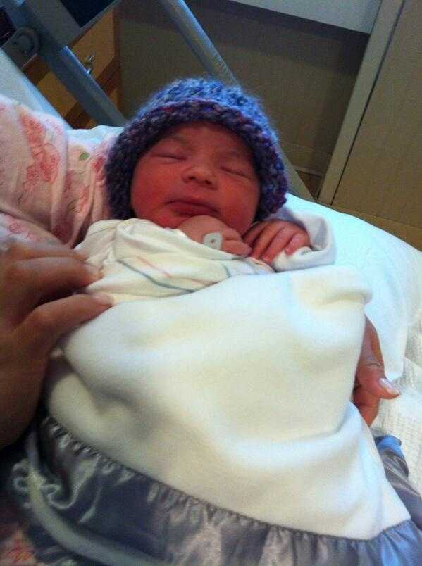 Baby Gustavo was born at MetroWest Medical Center at 3:27 a.m.