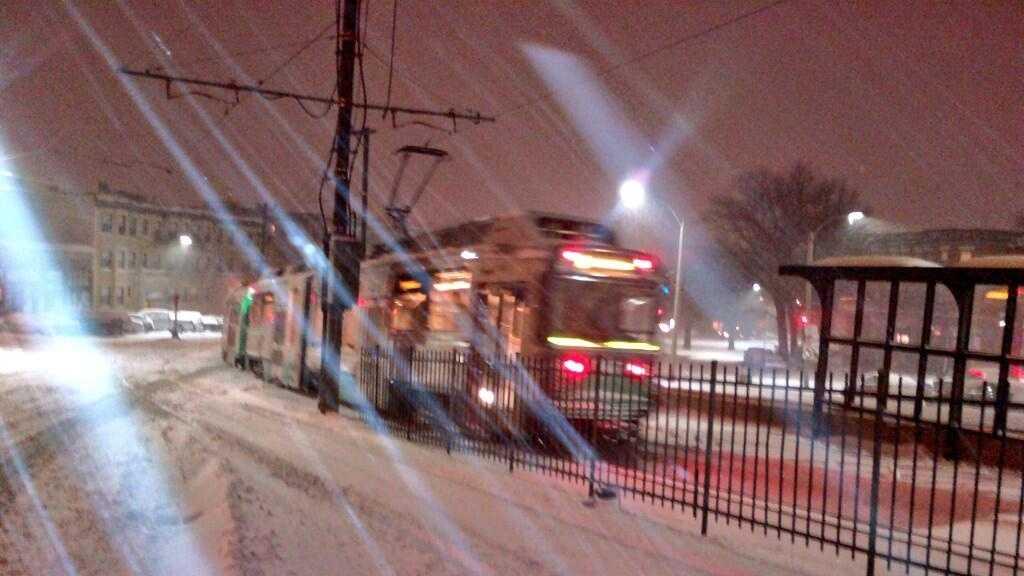 MBTA Snow train 1.3