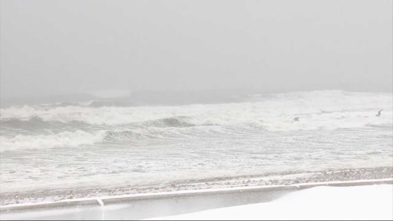 Cape Cod residents deal with blizzard, watch coast for flooding