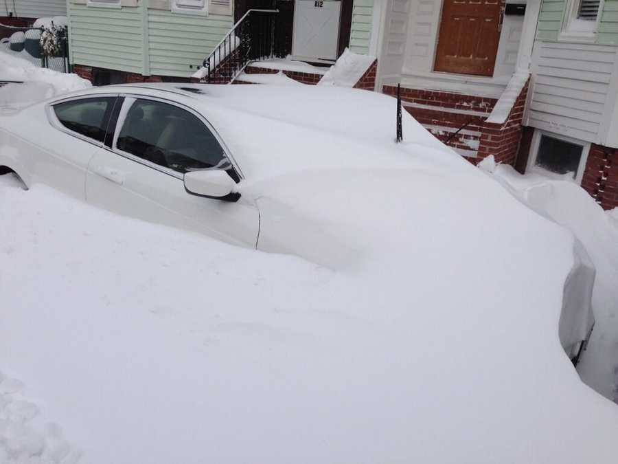 Buried in South Boston