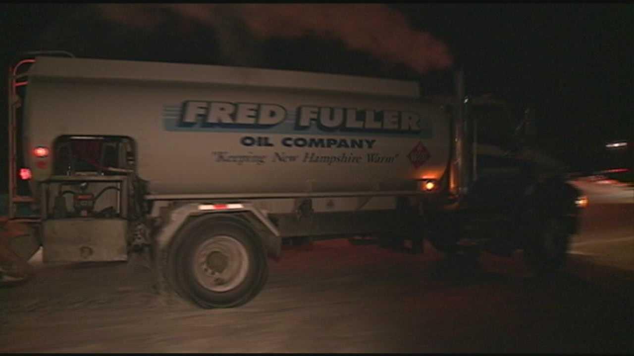 Fred Fuller Oil delivery delayed