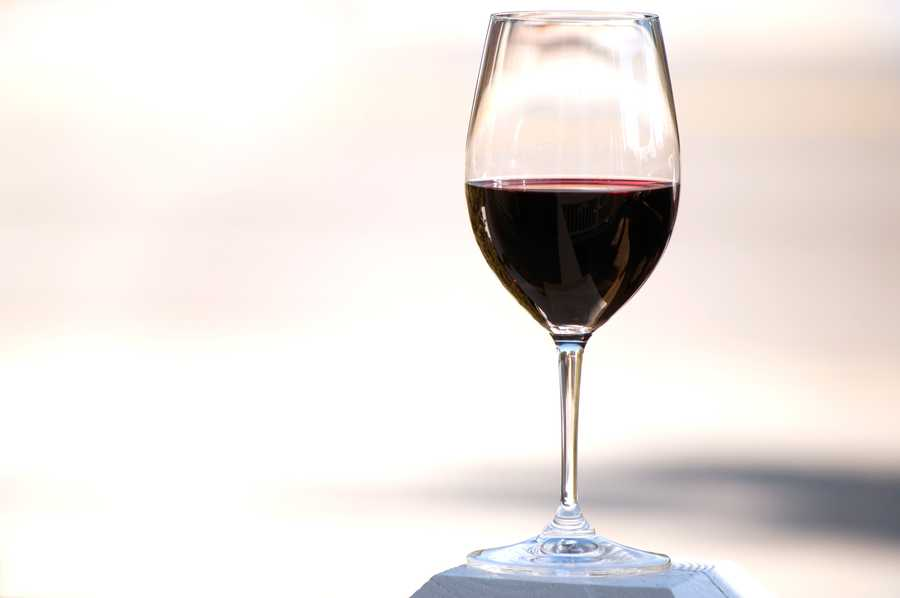 Moderate consumption of red wine has been shown to slow age-related declines in cardiovascular function, according to the American Heart Association.