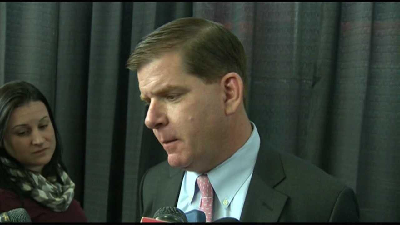 Walsh makes rounds on eve of inauguaration