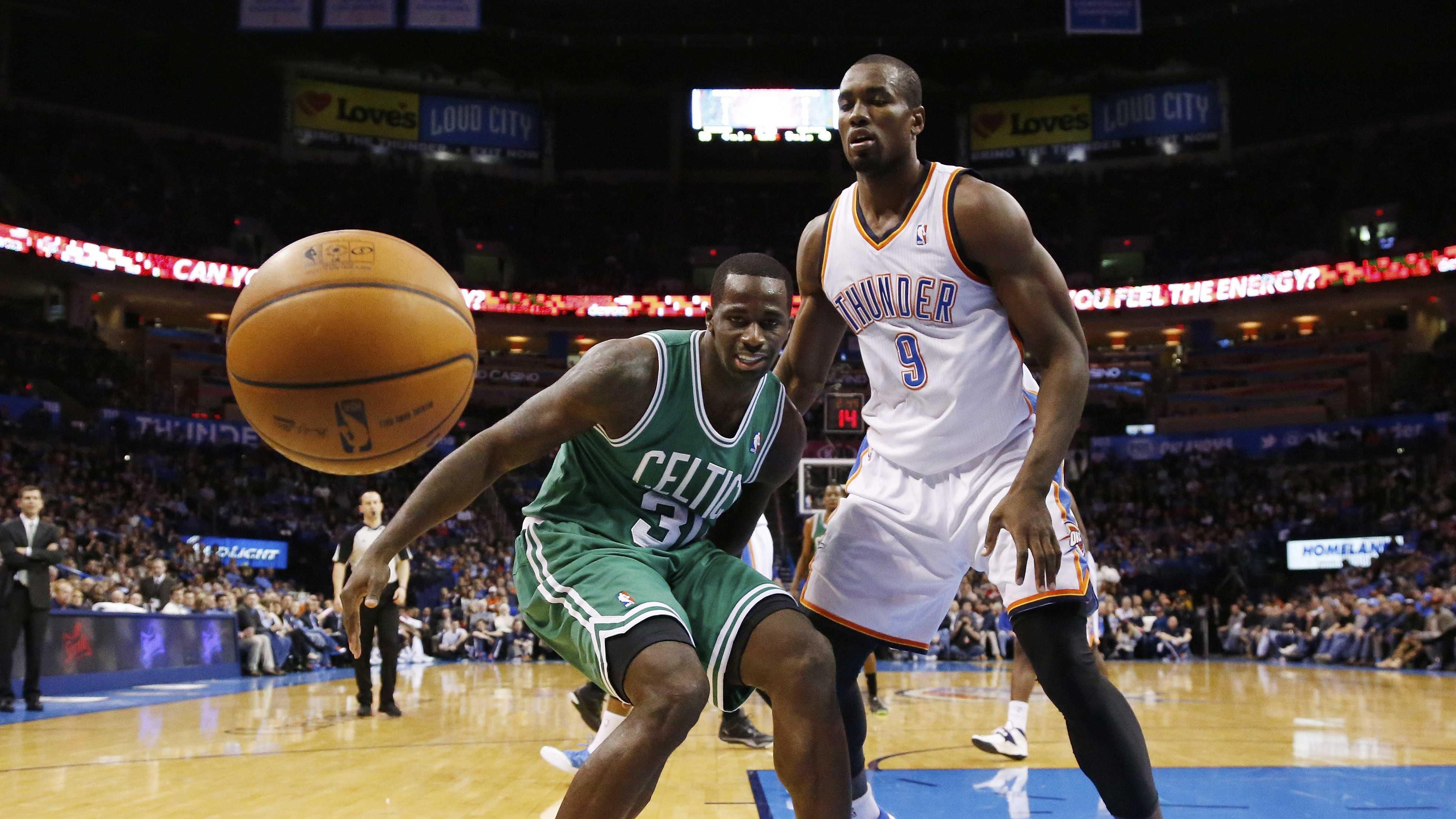 Celtics, OK 1.6