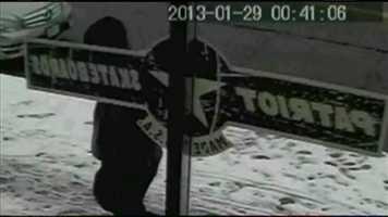 A video of Clark's killers has been released.