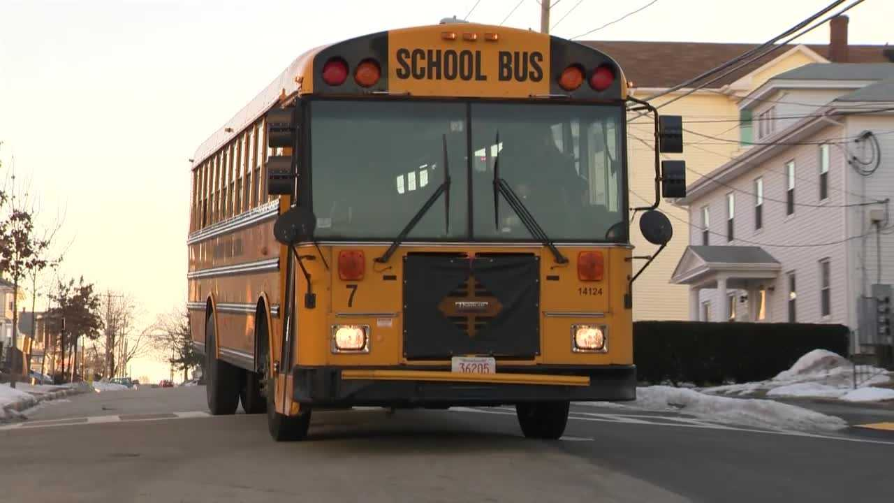 Worcester bus